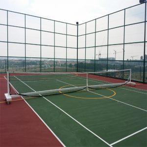 Tennis-post-portable