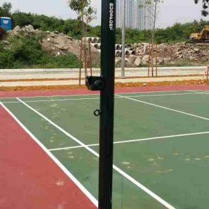 Badminton post - permenant - games - BD201PLUS